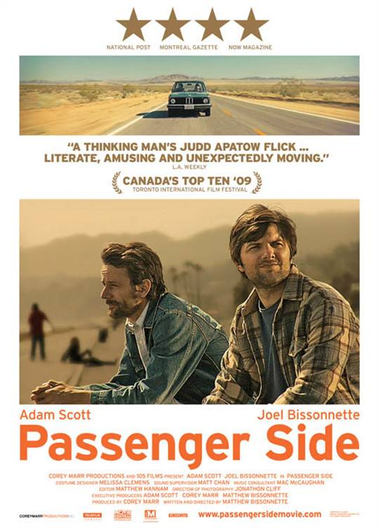 Passenger Side Large Poster
