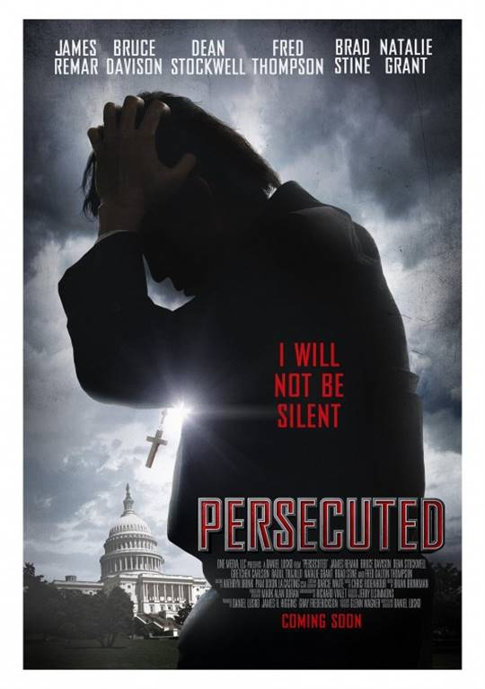 Persecuted Large Poster