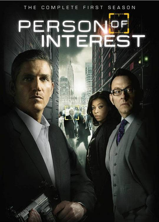 Person of Interest: The Complete First Season Large Poster