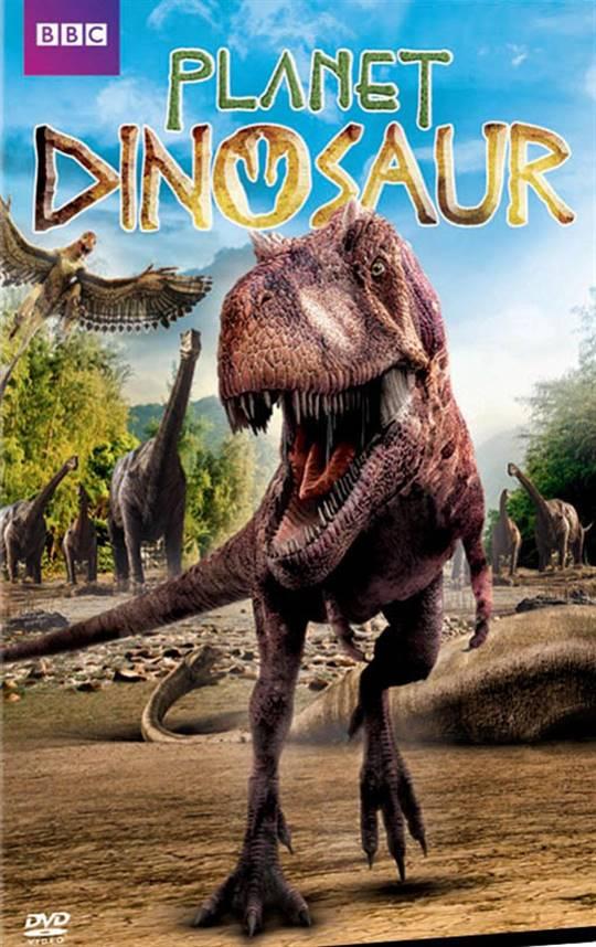 Planet Dinosaur Large Poster