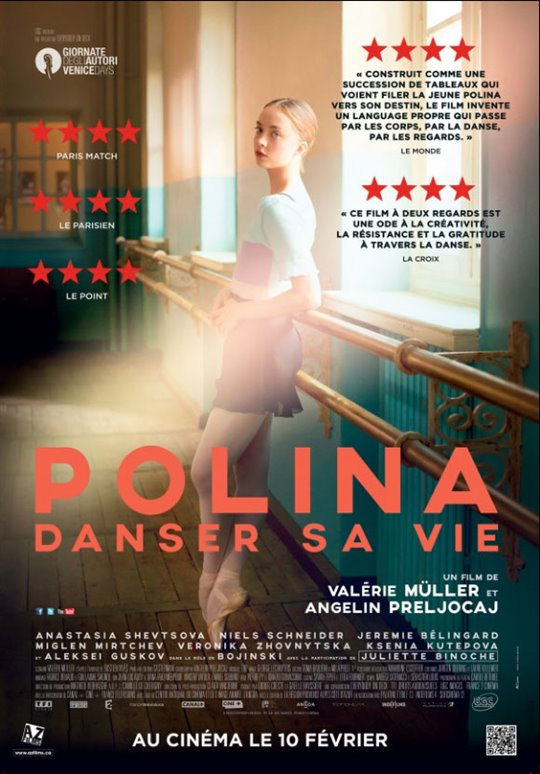 Polina, danser sa vie Large Poster
