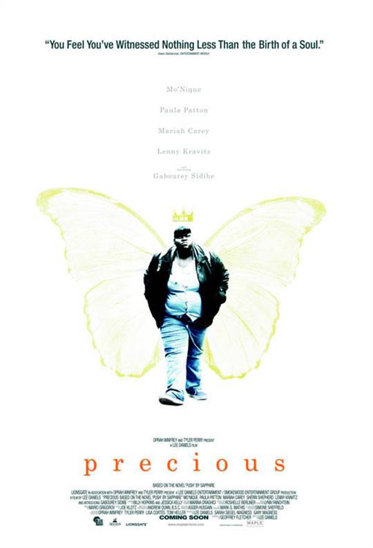 Precious: Based on the Novel Push by Sapphire Large Poster