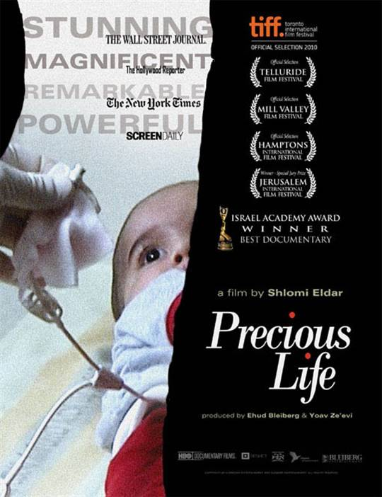 Precious Life Large Poster