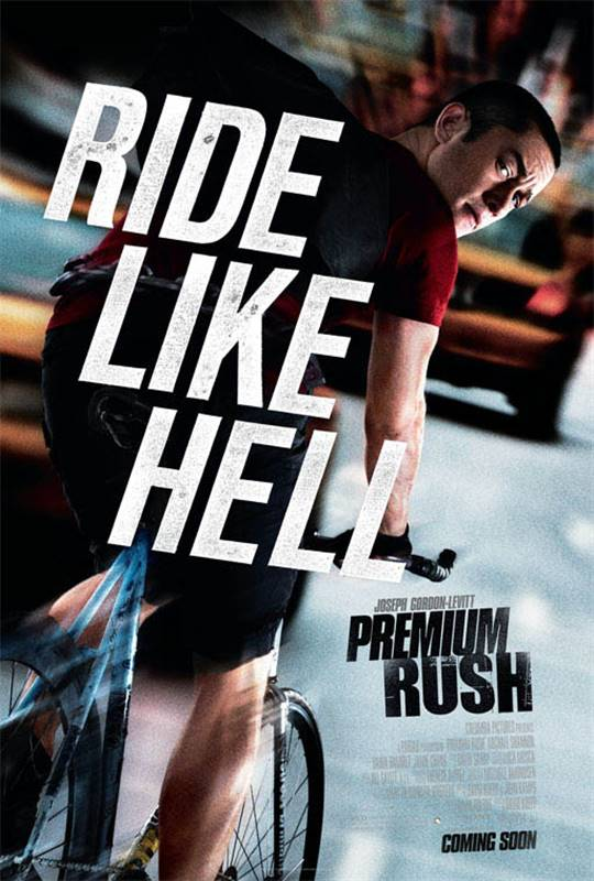 Premium Rush Large Poster