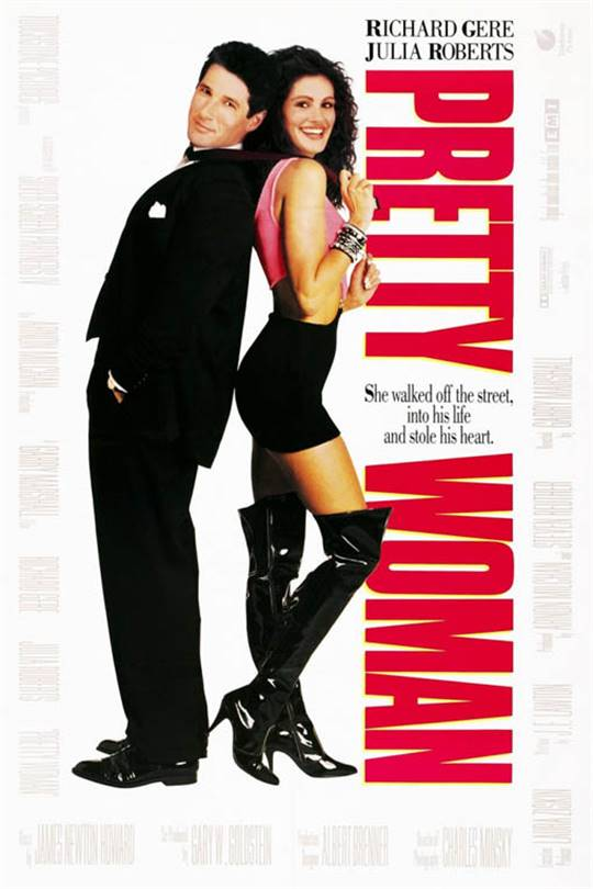 Pretty Woman Large Poster