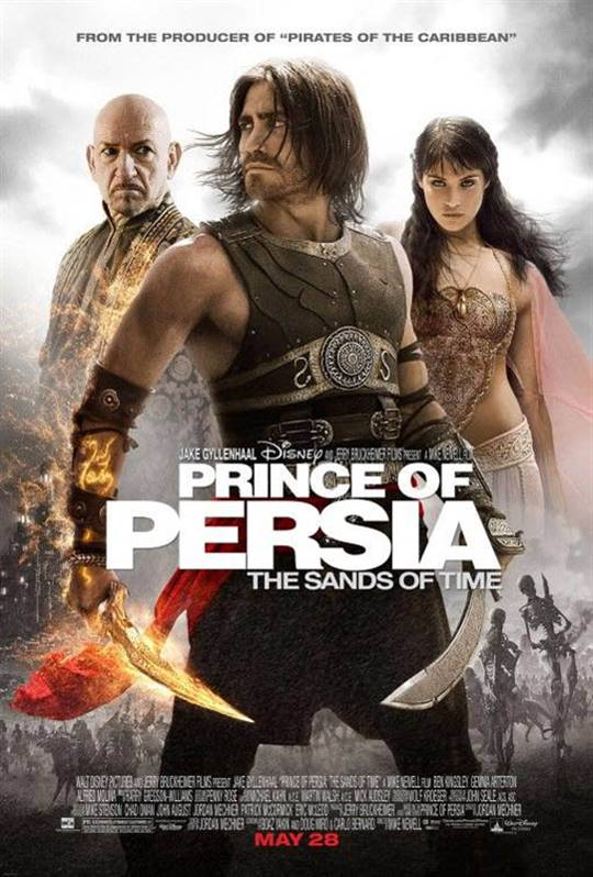 Prince of Persia: The Sands of Time Large Poster