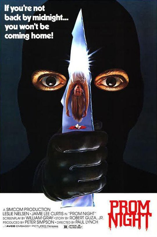 Prom Night (1980) Large Poster