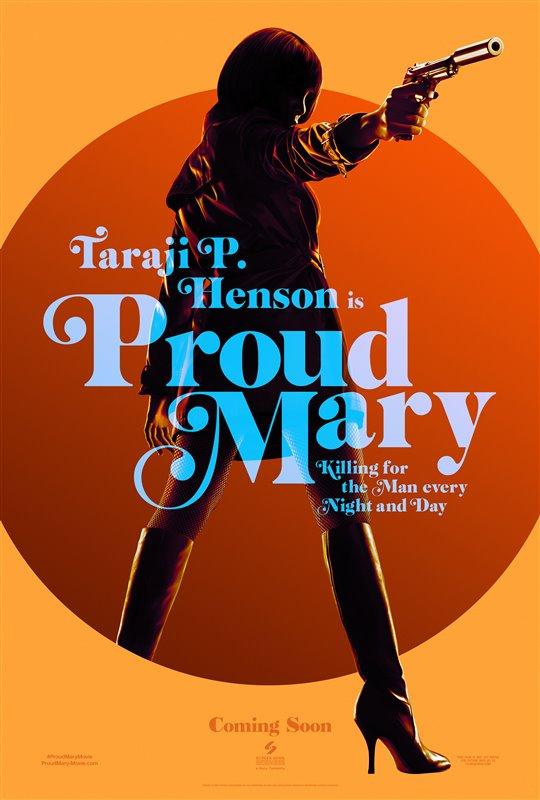 Proud Mary Film