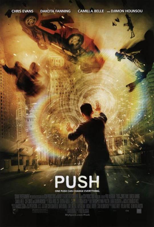 Push Large Poster