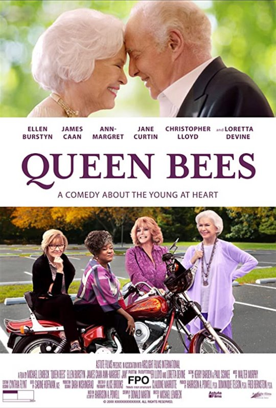Queen Bees Large Poster