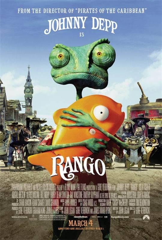 Rango Large Poster