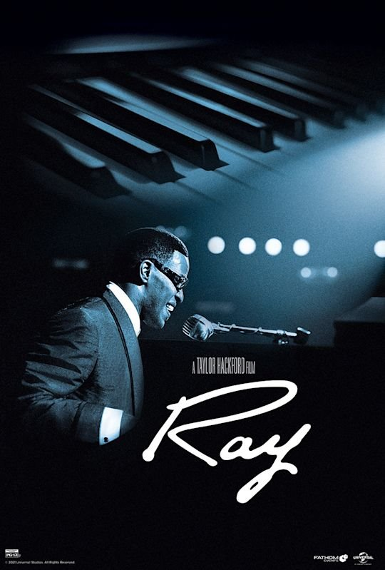 Ray (Fathom Events) Large Poster