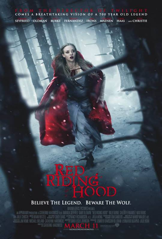 Red Riding Hood Large Poster