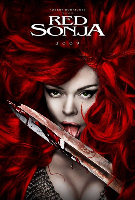 Red Sonja Large Poster