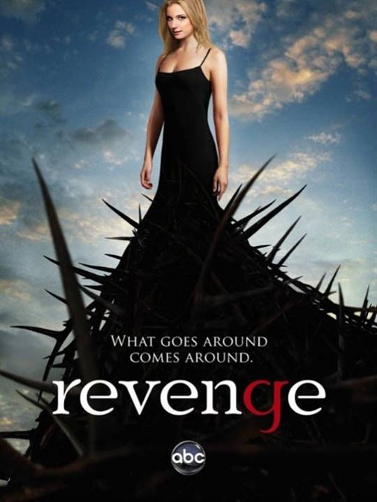 Revenge: The Complete First Season Large Poster
