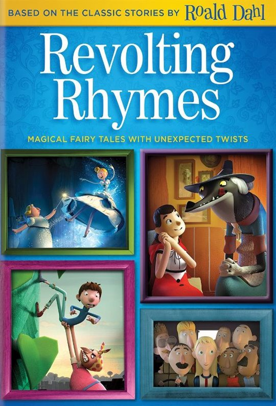 Revolting Rhymes Large Poster