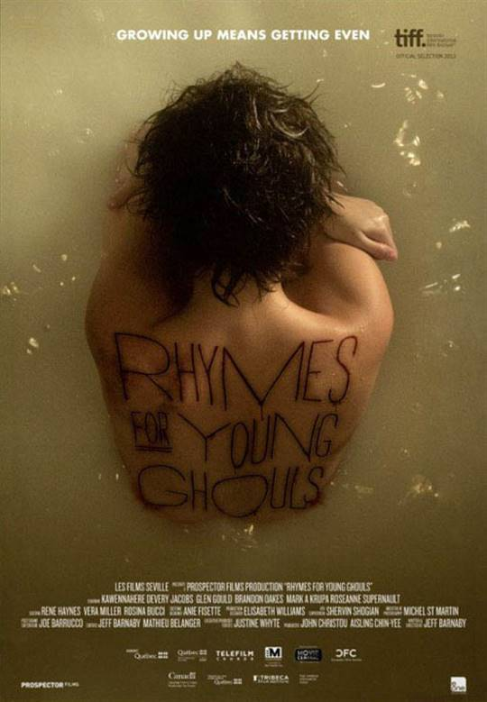 Rhymes for Young Ghouls Large Poster