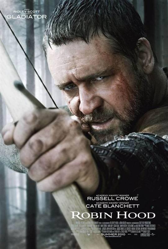 Robin Hood (2010) Large Poster