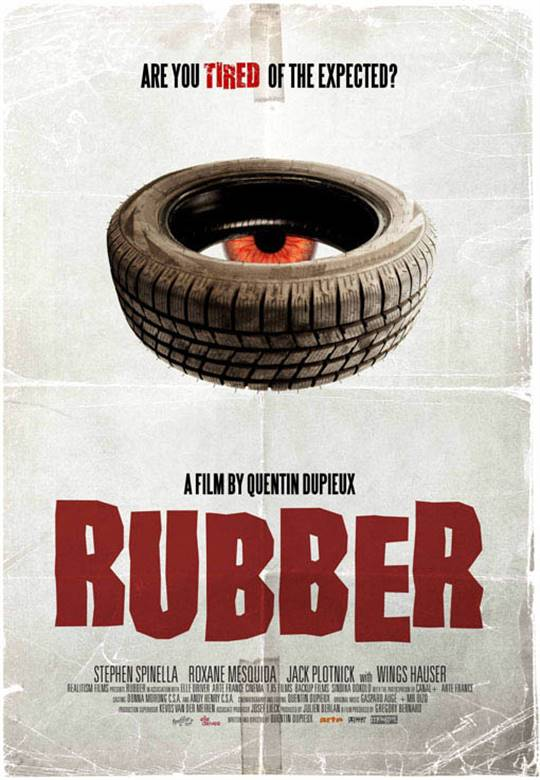 Rubber Large Poster