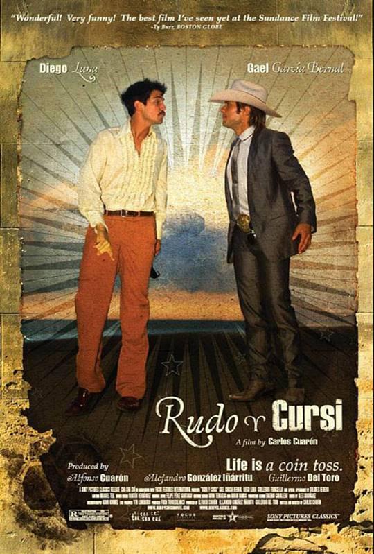 Rudo y Cursi Large Poster