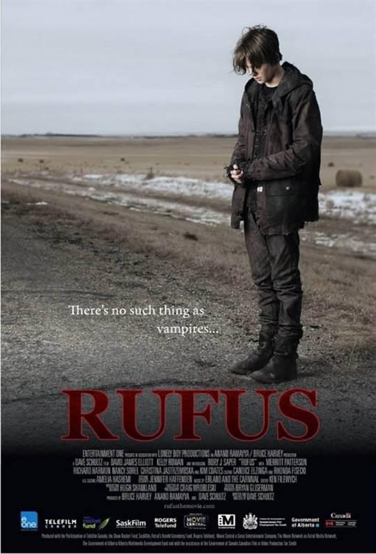 Rufus Large Poster