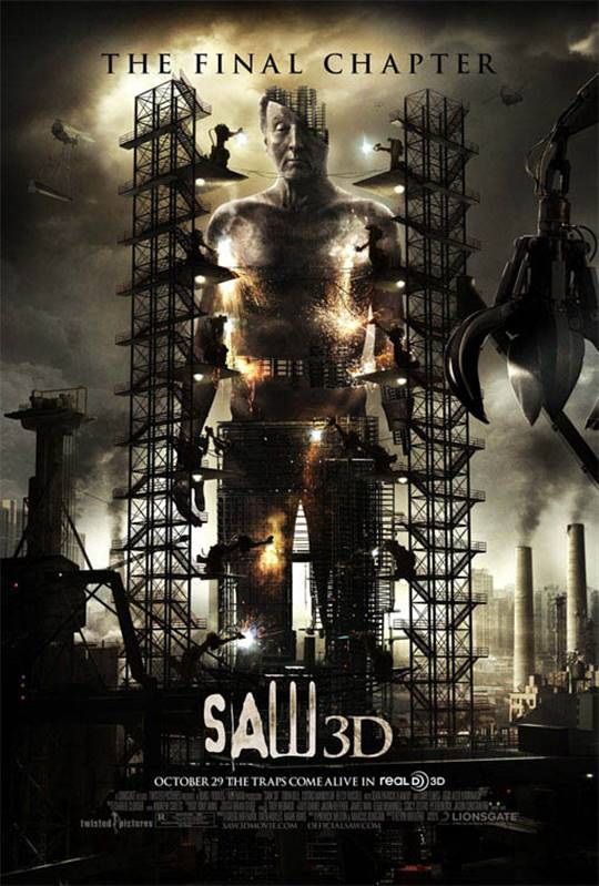 Saw: The Final Chapter Large Poster