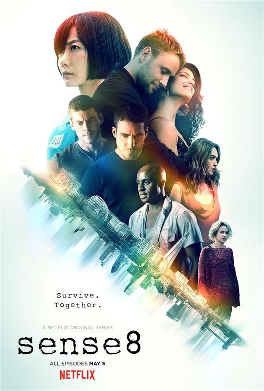 Sense8 (Netflix) Large Poster