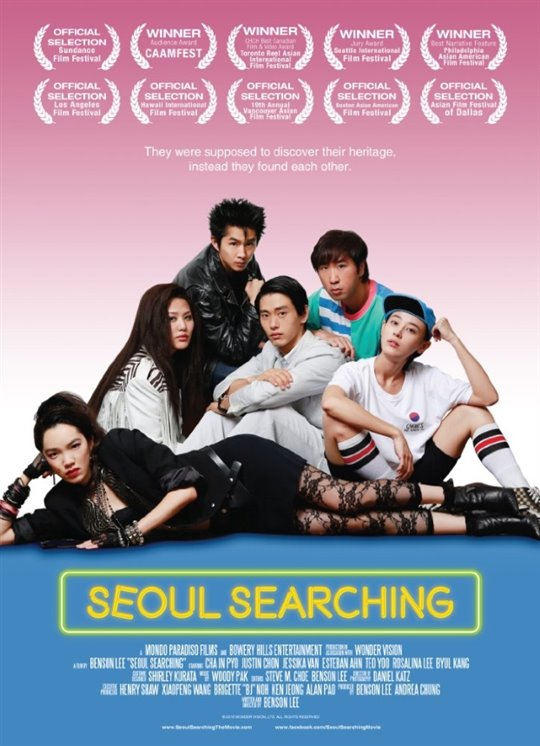Seoul Searching Large Poster