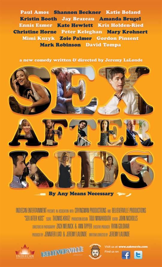 Sex After Kids Large Poster