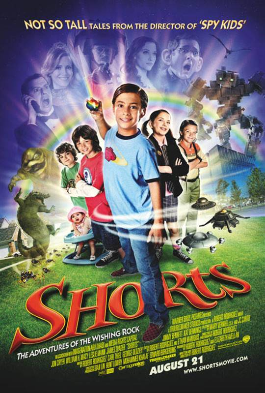Shorts Large Poster