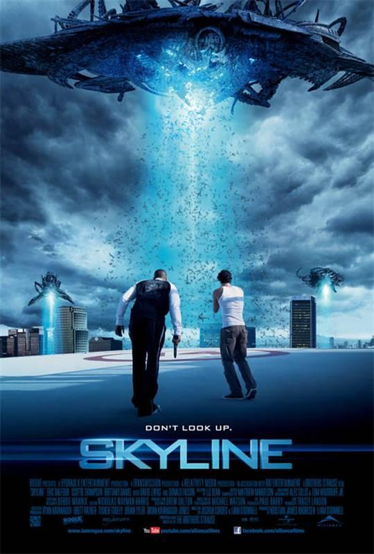 Skyline Large Poster