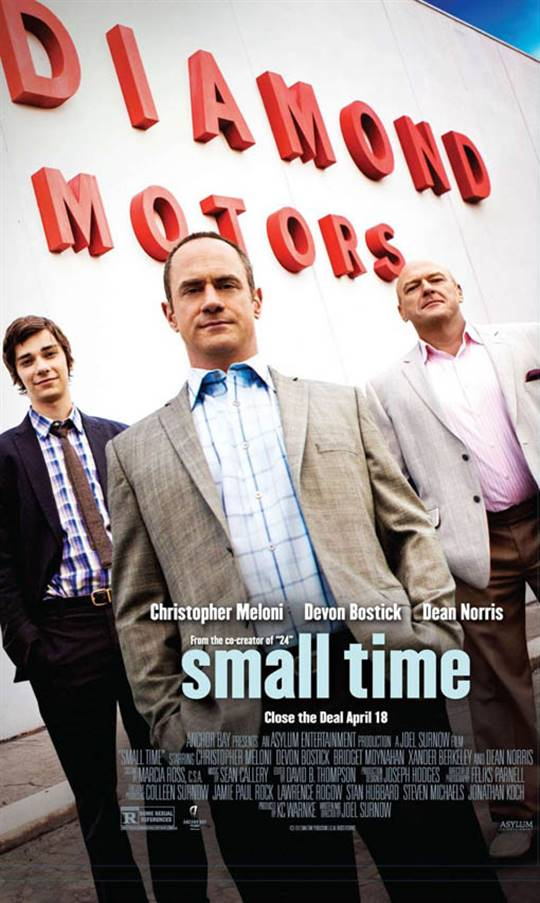 Small Time Large Poster