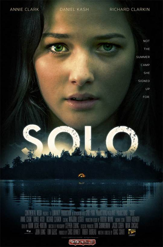 Solo Large Poster