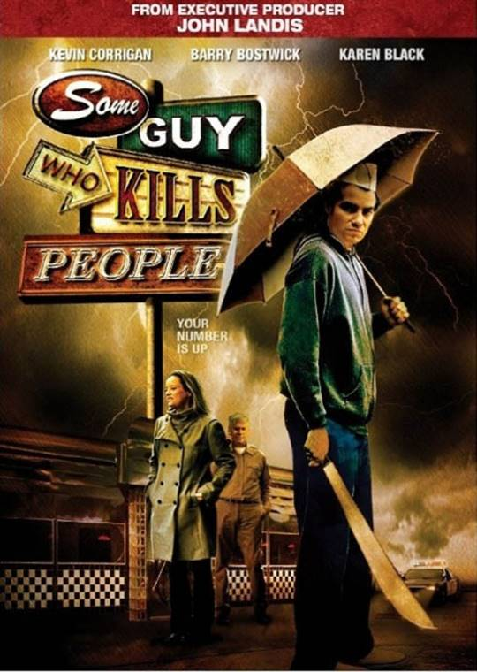 Some Guy Who Kills People Large Poster