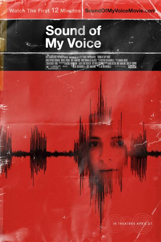 Sound of My Voice Large Poster