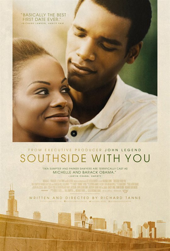 Southside With You Large Poster