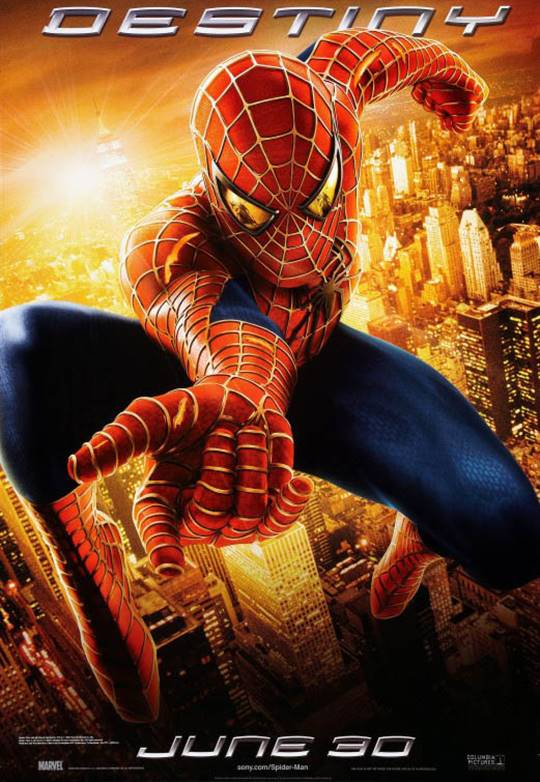 Spider-Man 2 Large Poster