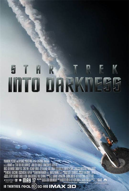 Star Trek Into Darkness Large Poster