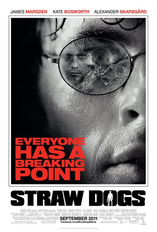Straw Dogs Large Poster