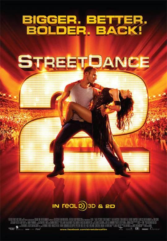 StreetDance 2 Large Poster