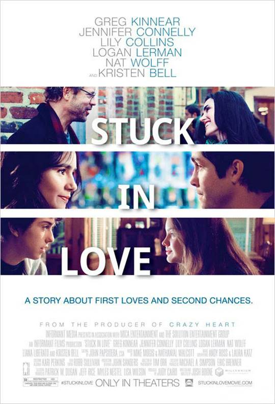 Stuck in Love Large Poster