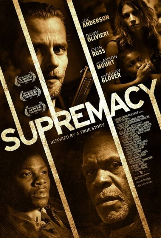 Supremacy Large Poster