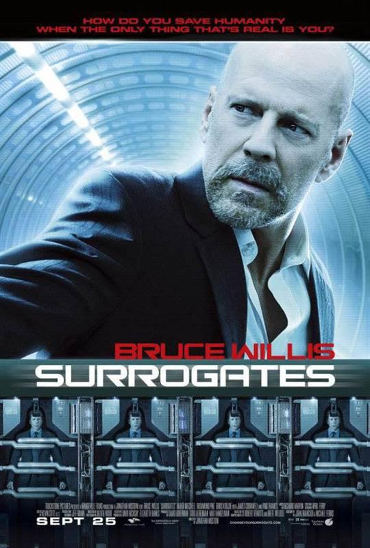 Surrogates | On DVD | ...
