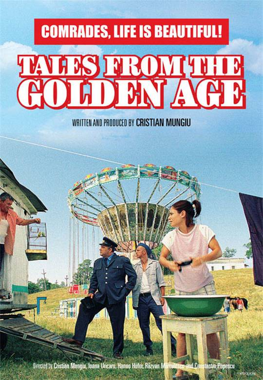 Tales from the Golden Age Large Poster