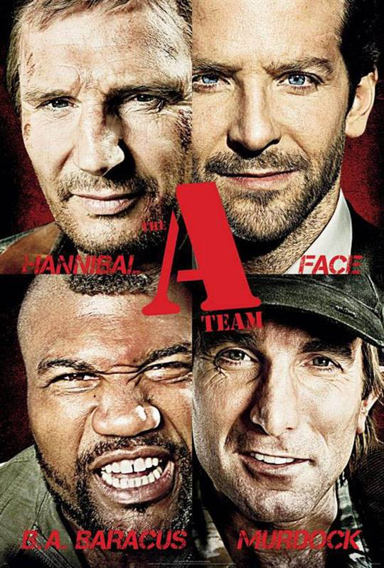 The A-Team Large Poster