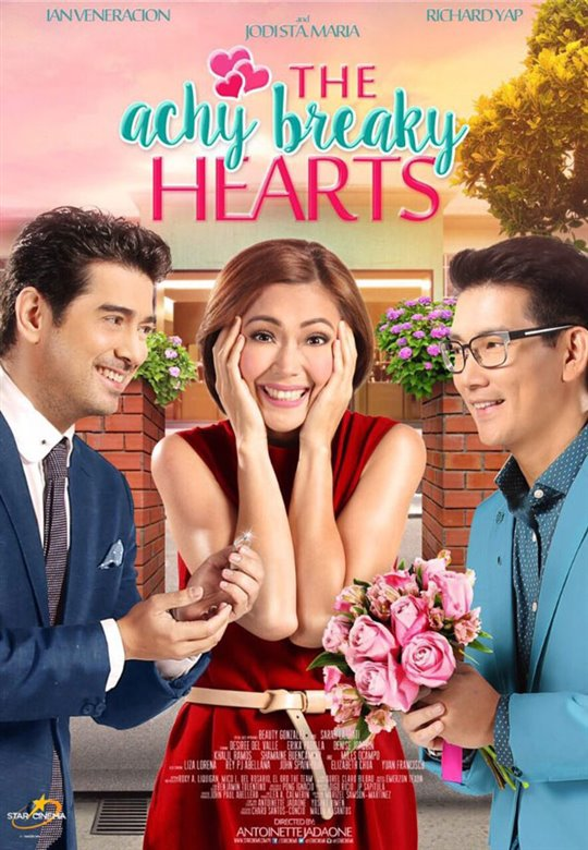 The Achy Breaky Hearts (Filipino w/e.s.t.) Large Poster