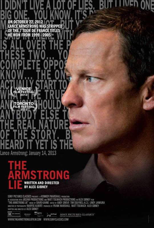 The Armstrong Lie Large Poster