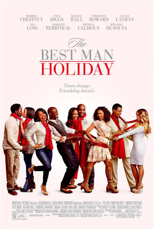 The Best Man Holiday Large Poster