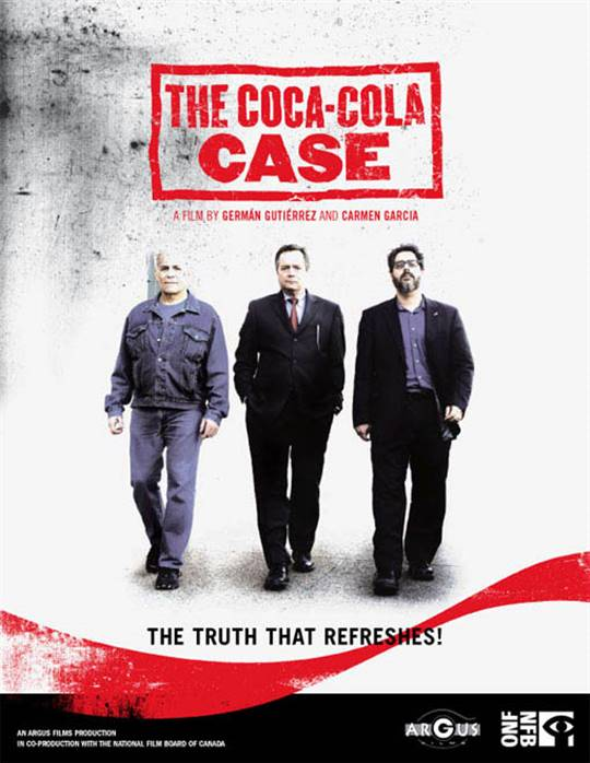 The Coca-Cola Case Large Poster