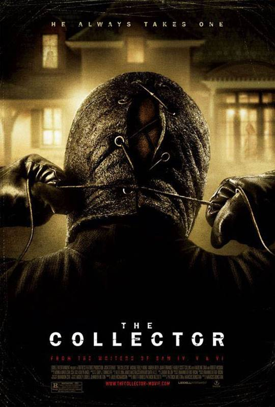 The Collector Large Poster